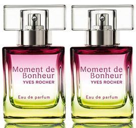Yves Rocher Parfüm - 2 für 1 + Gratisgeschenk