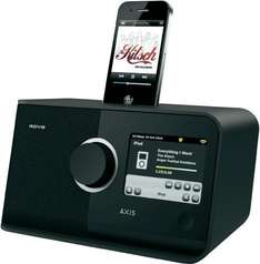Voelkner: Revo Axis Internet Radio (DAB/DAB+) mit Dock für Apple iPod/iPhone
