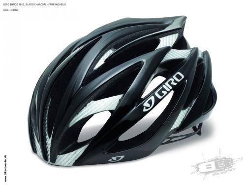 Fahrradhelm Giro IONOS black/charcoal @ Bike-Discount.de