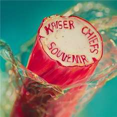 "CD - Kaiser Chiefs ""Souvenir : The Singles 2004-2012"" für €6,49 [@Play.com]"