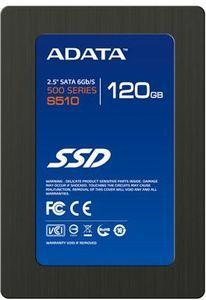 ADATA 120GB SSD S510 für 69,- € bei Saturn in Koblenz