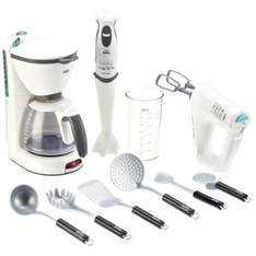Braun 9625 Kinder Spielzeug Küchengeräte Combo Set für 19,65 Euro @Amazon