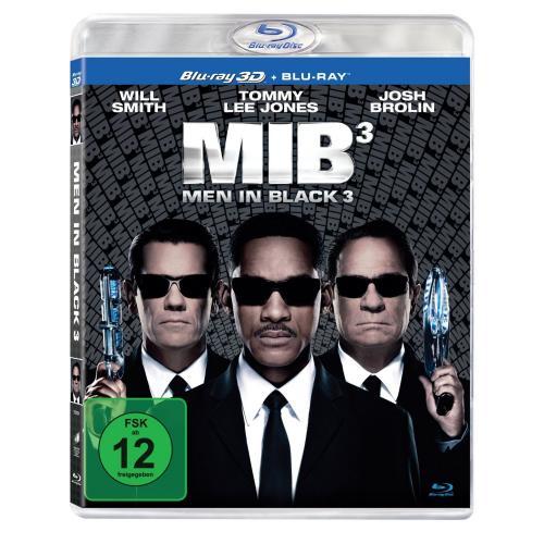 [Amazon] Men in Black III 3D Blu-Ray
