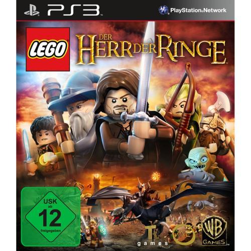 LEGO Der Herr der Ringe PS3