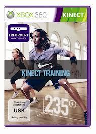 Nike+ Kinect Training XBOX 360