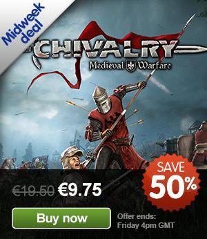 [STEAM] Krater Collectors Edition für 3,04€, Chivalry: Medieval Warfare für 7,80€ und Tiny & Big: Grandpas Leftover für 2€  bei GMG