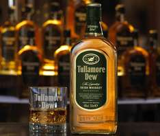 REAL: Tullamore Dew Irish Whiskey 11,99€ (ggf mit Glas), Absolut Wodka 10,99€, Jägermeister 9,99€ + Coca Cola, Red Bull