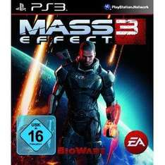 [Amazon] Mass Effect 3 PS3