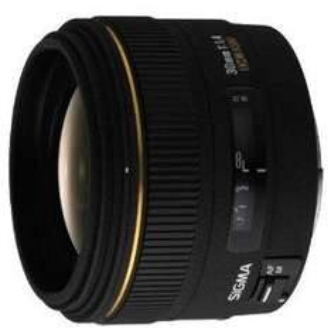 Sigma Objektiv AF 30mm 1.4 EX DC HSM für Canon von amazon UK