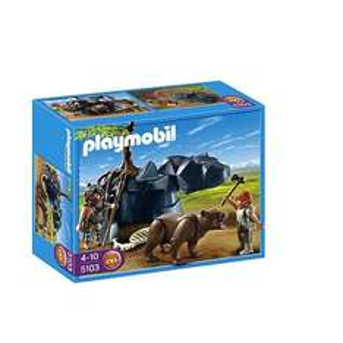 PLAYMOBIL 5103 Höhlenbär mit Höhlenmenschen für 7,95 Euro inkl. Versand @Toys'R'us