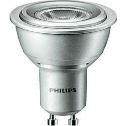 PHILIPS LED GU10 4W=35W SILBER (5 Stück = 8,01€ Stück)