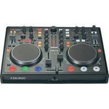 Mc Crypt MIDI-1 DJ-Controller Digital DJ
