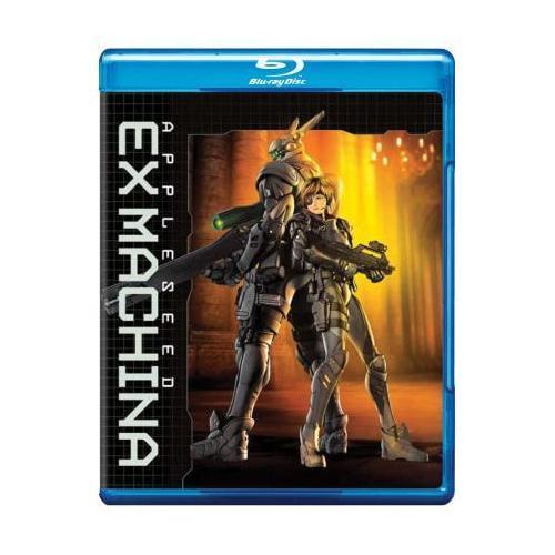 (UK) Appleseed: Ex Machina [Blu-Ray] für €3.68 @ play (zoverstocks)