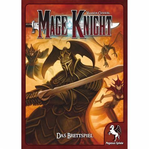 Mage Knight Brettspiel für 40€ statt 55€ bei buecher.de