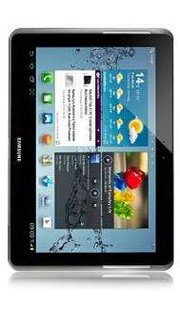 Samsung Galaxy Tab 2 10.1 3G P5100 silber im Mein Base Internet 15 Euro monatlich plus 69 Euro