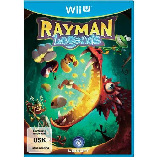 Rayman Legends für die WII U 41,40 inkl. Verand!