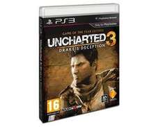 Uncharted 3 Drake's Deception für PlayStation 3 ab 17,54 Euro inkl. Versand @MeinPaket