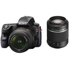 Sony Alpha 37 double Zoom Kit - 529,00€ !! + VSK
