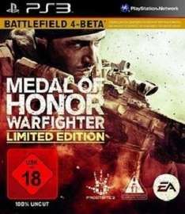 [Mediamarkt Bielefeld] Medal of Honor: Warfighter PS3, Xbox360, PC für 10€
