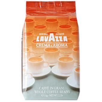[AUSVERKAUFT!] 1 kg Lavazza Crema e Aroma Kaffee (Ganze Bohne), ideal für Kaffeevollautomaten @Saturn