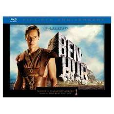 [BluRay] Ben Hur 50th Anniversary Ultimate Collector's Edition @ amazon.ca - 26€ inkl. VSK