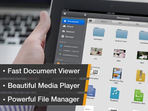 "ReaddleDocs 4.0 aka ""Documents"" GRATIS für iPad (Dokumentverwaltung)"
