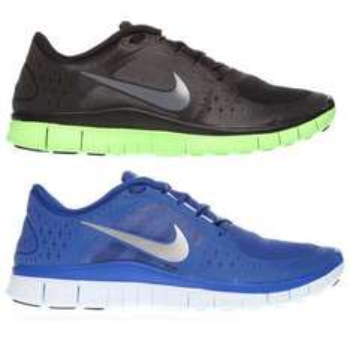 Nike - Free Run+ 3 Shield Schuhe in Blau und Schwarz für 63,58 € (durch Newsletteranmeldung für 57,29 €) + 4% Qipu bei Wiggle