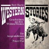 [audible] 3 kleine Hörbücher (Western Stories 4: Geschichten aus dem Wilden Westen etc)