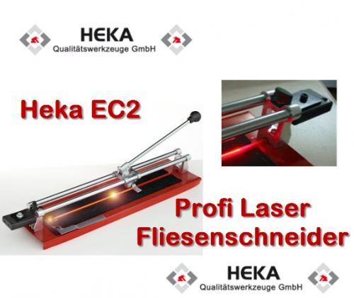 Heka EC2 40cm Lasergesteuerter Fliesenschneider für 19,99 EUR inkl. Versand!