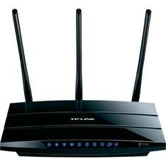 Conrad: TP-Link Wireless N750-Dualband-Gigabit-Router WDR 4300