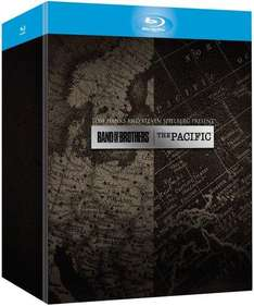 [BluRay] Band of Brothers + The Pacific Super Box @ Amazon.it für ca. 50€ inkl. Versand
