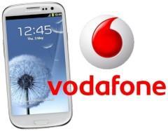 Vodafone RED M Junge Leute + Samsung Galaxy S3