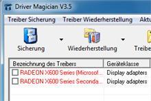 Driver Magician 3.75 kostenlos