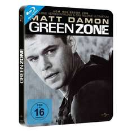 [ Blu-ray ] Green Zone Steelbook ~Matt Damon für 5.99 Euro inkl. Versand @ jpc.de