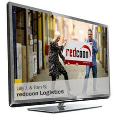 Philips 40PFL5007H, LED-TV, Full HD, DVB-T/-C, WiFi @ Ebay (redcoon)
