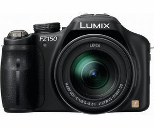PANASONIC LUMIX DMC-FZ150 12.1 MP Digitalkamera - Schwarz @ Ebay WOW
