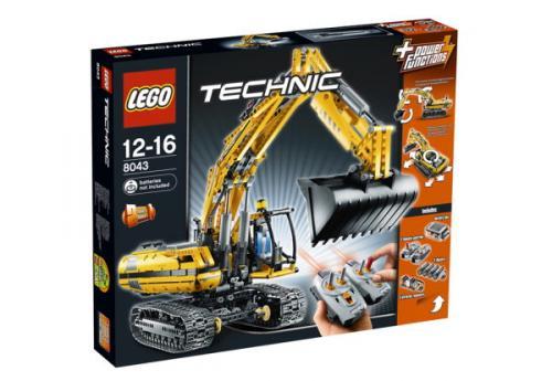 Lego Technic 8043 bei Hugendubel Online