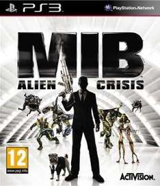 (UK) Men in Black: Alien Crisis [PS3] für umgerechnet ca. 12.42€ @ Zavvi