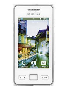 Samsung Star II Weiß ohne simlock für effektiv 10 Euro (qipu)