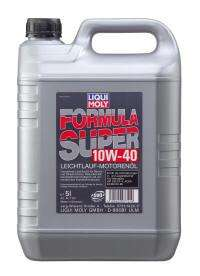 Praktiker: 5L Motoröl Liqui Moly Formula Super 10W-40 (bis einschl. Samstag)