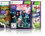 Amazon Kinect Wochen 3 für 2 Aktion!