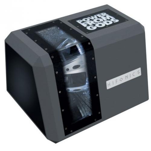 HiFonics Subwoofer HFI 10 BP @ebay für 99.95€