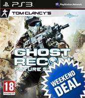 Ghost Recon: Future Soldier (AT-Version uncut Pegi) Ps3 für 16,99 Euro inkl. Versand