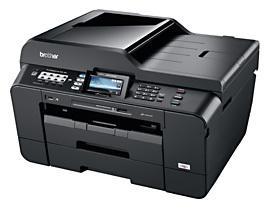 Brother MFC-J6510DW W-LAN A 3 Drucker und P-Touch 2430PC gratis dazu.