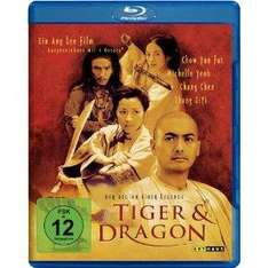 Tiger & Dragon [Blu-ray] @ Amazon unter 10 € für Prime Kunden