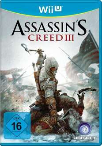 Assassin's Creed III und ZombiU für Wii U je 34,99€ inkl. Versand bei buecher.de
