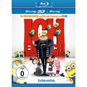 Diverse 3D-Blu-Rays-Angebote @ Amazon.de