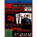 21 / Redbelt (2 Movie Collector's Pack) [Blu-ray]