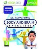 (CN) Dr. Kawashimas Körper- und Gehirnübungen (Kinect erforderlich) für 6,99€ (ggf 5,99€ durch Gutscheine) @ WOWHD
