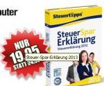 Steuer-Spar-Erklärung 2013
